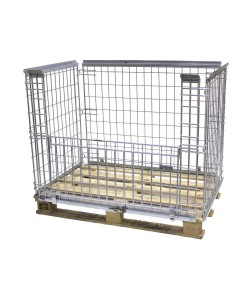 Stackable Retention Cage - 1200 x 1000 x 1000 mm - SRC1210
