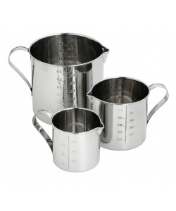 Stainless Steel Measuring Jug - SSJ1