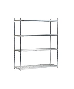 Zinc Plated Shelving - Wire Shelves - ZP906017W