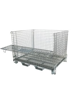 Collapsible Wire Cage Heavy Duty - 1200 x 1000 x 900 mm - WC1210HD