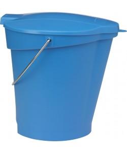 Hygienic Plastic Bucket - 12 Litres - VK12