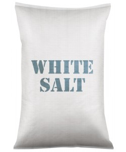 White De-Icing Salt - 25 kg Bag