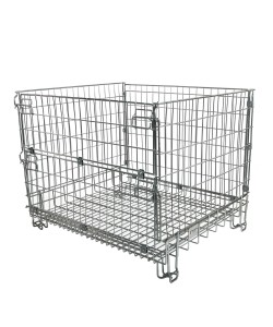 Collapsible Wire Cage 1200x1000x1000mm - WC1210