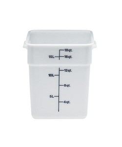 Polyethylene Food Container 17.2 Litre - 18SFSP