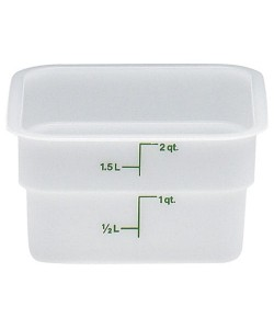 Polyethylene Food Container 1.9 Litre - 2SFSP