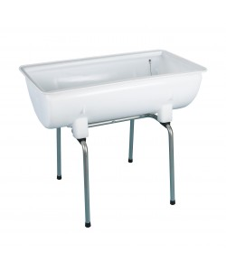 Plastic Trough & Stand 100 Litres - CR100TRA