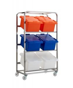 Food Ingredient Storage Trolley – rotoXFBR