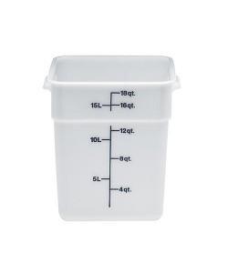 17.2 Litre - Polyethylene - 18SFSP