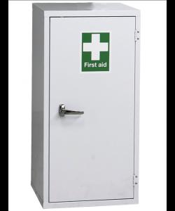 Armoire de premiers secours simple