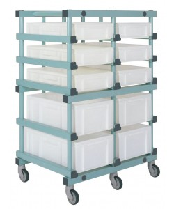 MRD6 - 6 Trays/Containers
