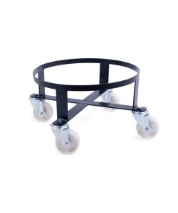 Powder Coated Steel Dolly - rotoXD15