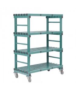 105535M - 5 Shelves - 1000W x 500D x 1830H mm