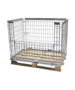 Stackable Retention Cage - 1200 x 1000 x 1000 mm - SRC1210
