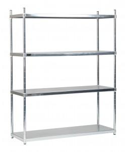 Five Solid Shelves - Medium - SS154522S