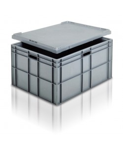Euro Stacking Container 800x600x412mm - 21162