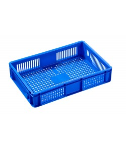 2A022 Blue European Stacking Containers
