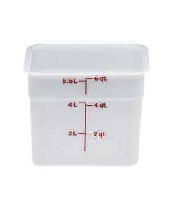 Polyethylene Food Container 5.7 Litre - 6SFSP
