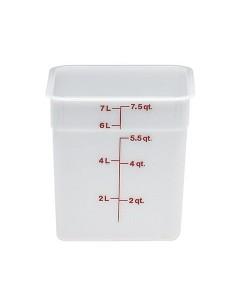 Polyethylene Food Container 7.6 Litre - 8SFSP