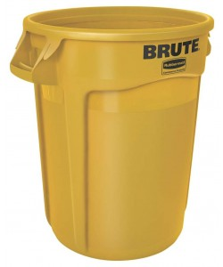 Brute Bin - 166 Litres