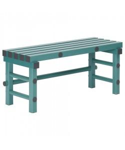 PB10 - Plastic Changing Room Bench