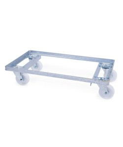 Stainless Steel Dolly - RM90DSS