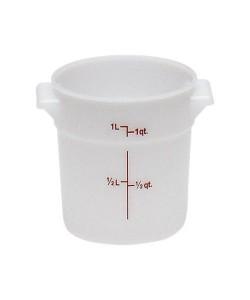0.9 Litre - Polyethylene - RFS1