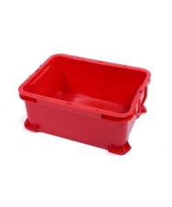 Hygienischer Stapelbehälter 400 x 300 x 165 mm
