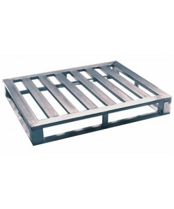 Aluminium Pallet - 1200 x 800 mm - AP1280FP2