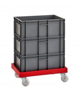 Kunststoff-Fahrgestell rotoXD91 (für Euro-Stapelbehälter)