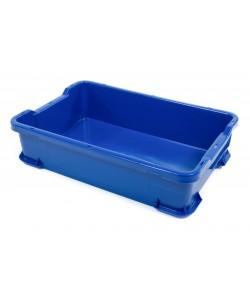 Hygienischer Stapelbehälter 600 x 400 x 145 mm