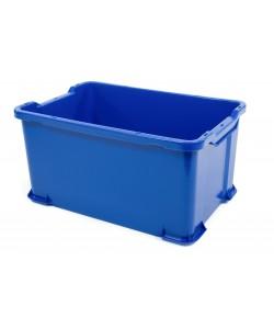 Hygienischer Stapelbehälter 600 x 400 x 300 mm