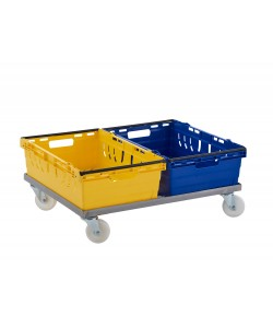 Bale Arm Crate Double Dolly - BALEDDSS