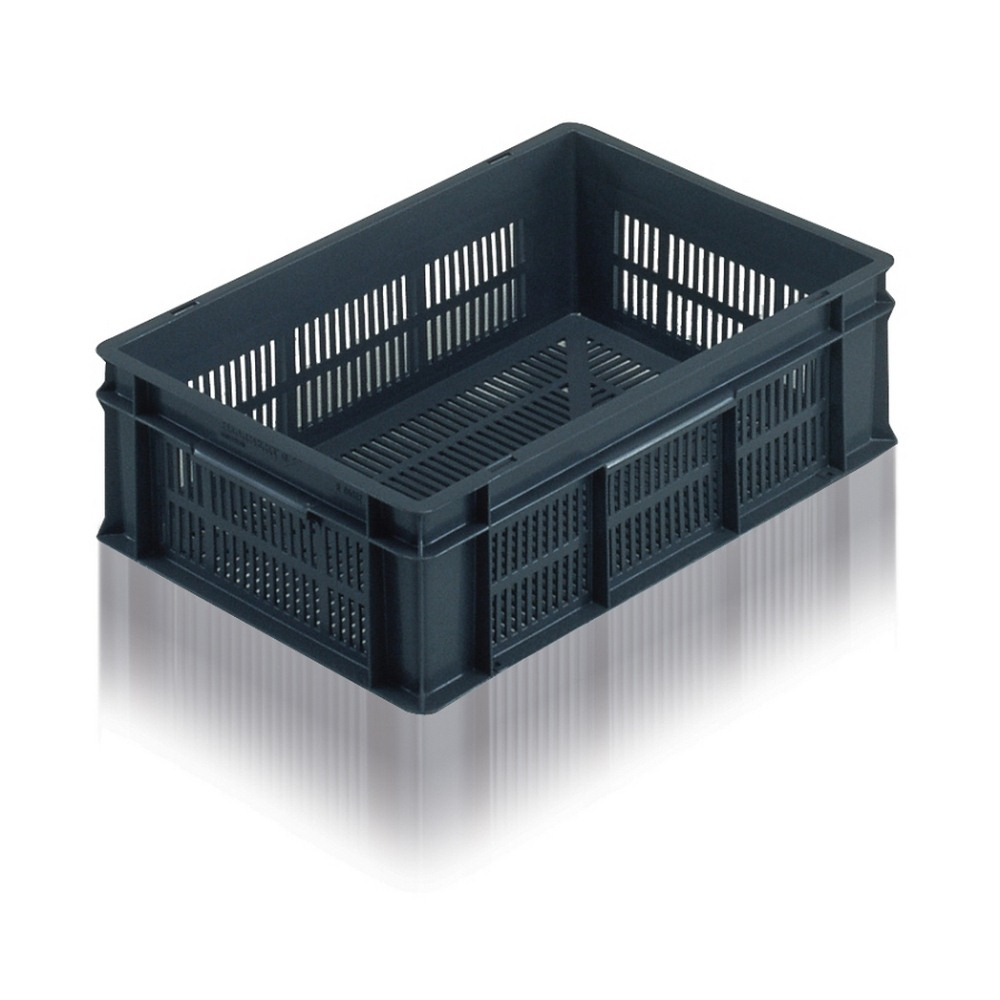 06032 Euro Plastic Stacking Boxes