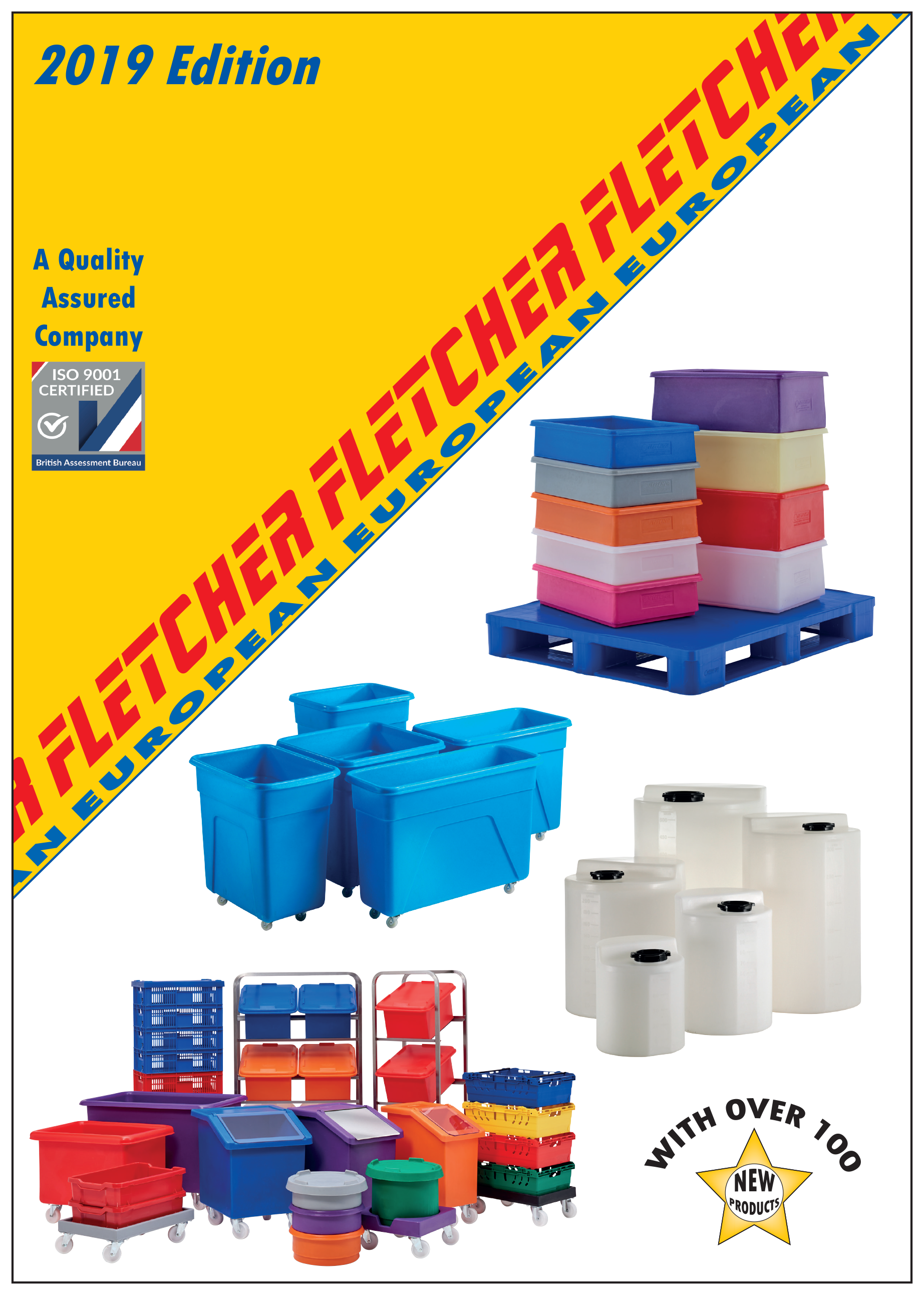 Fletcher 2019 Catalogue