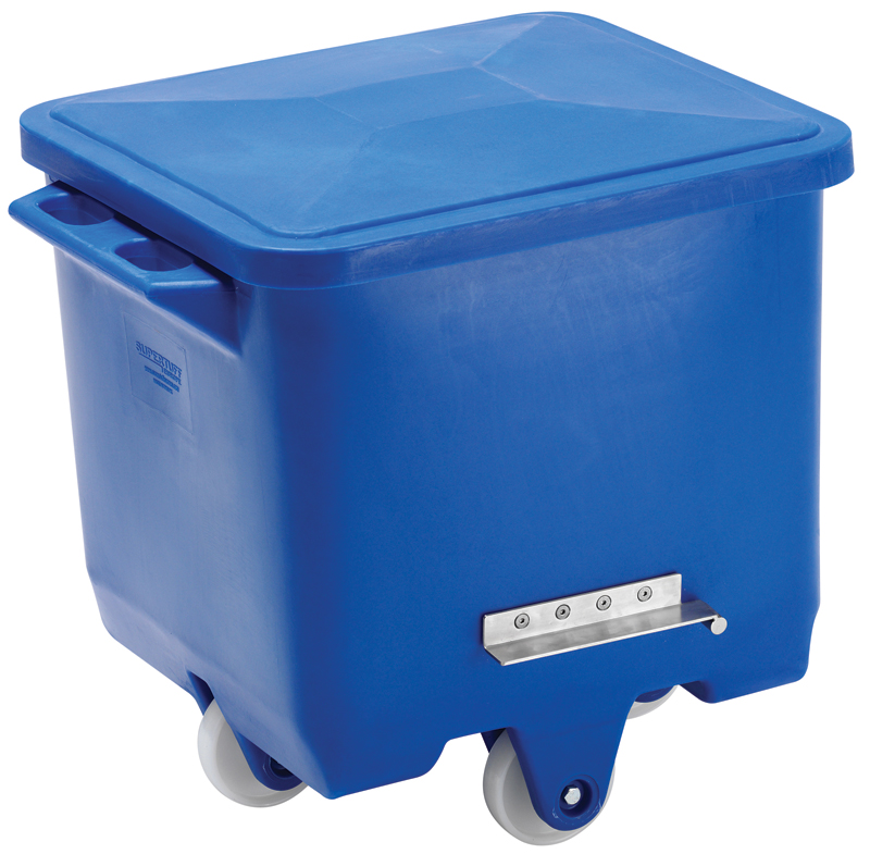 EB03 Plastic Tote Bin with Lid