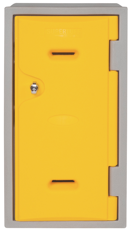 Medium Plastic Lockers LK02